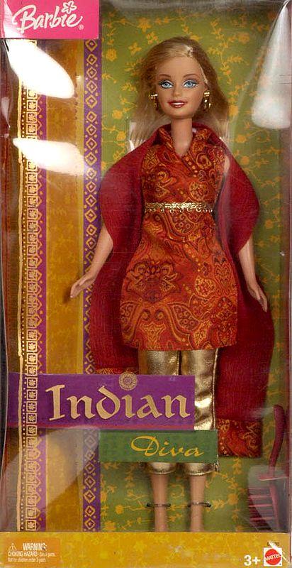 Barbie - Indian Diva