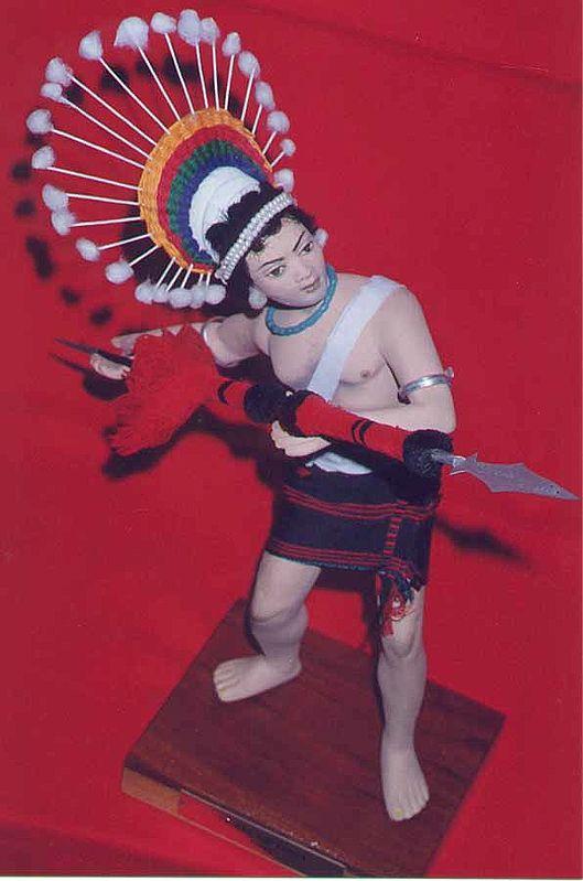 Tribes Of India - Naga (Nagaland)
