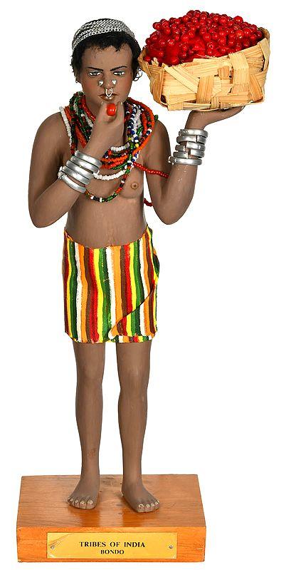 Tribes of India (Bondo)