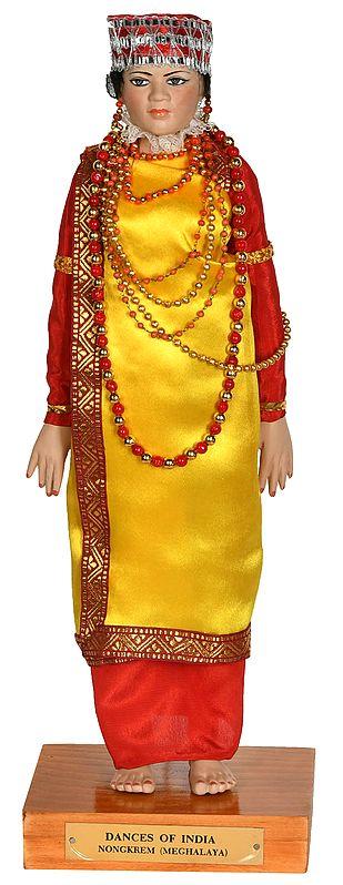 Dances Of India: Nongkrem (Meghalaya)