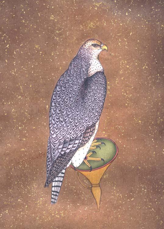 The Majestic Eagle