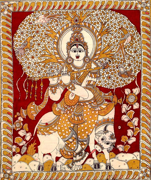The Handsome Gopala Of Vrindavan