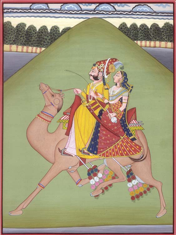 Dhola Maru - The Legendary Lovers of Rajasthan