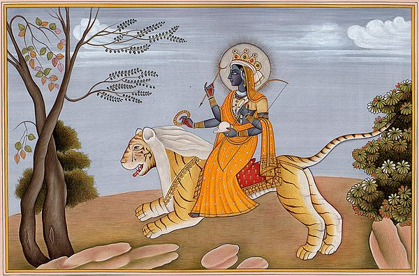 Durga: The Dispeller of Darkness and Misery
