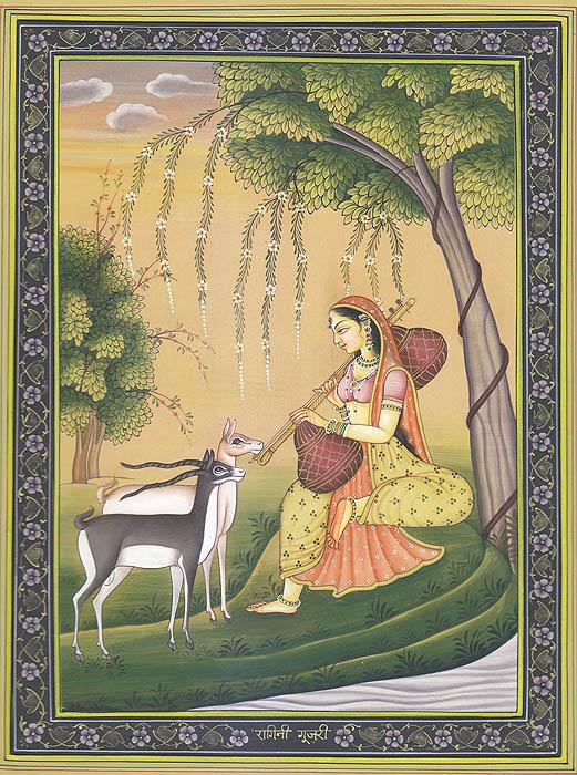 Ragini Gujari (Wife of Deepak Raga)