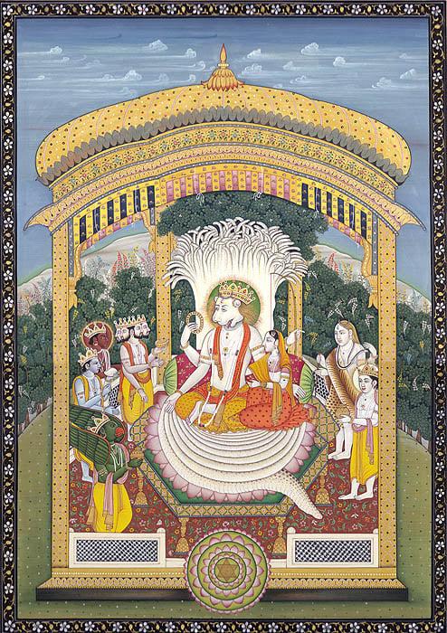 Narasimha – The Supreme God