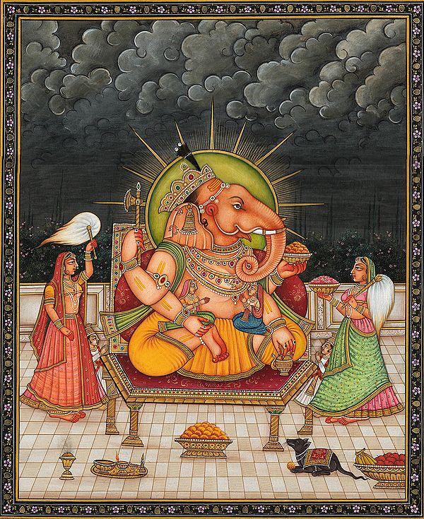 Lakshmi Ganapati