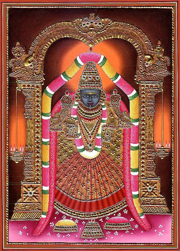 Goddess Padmavati
