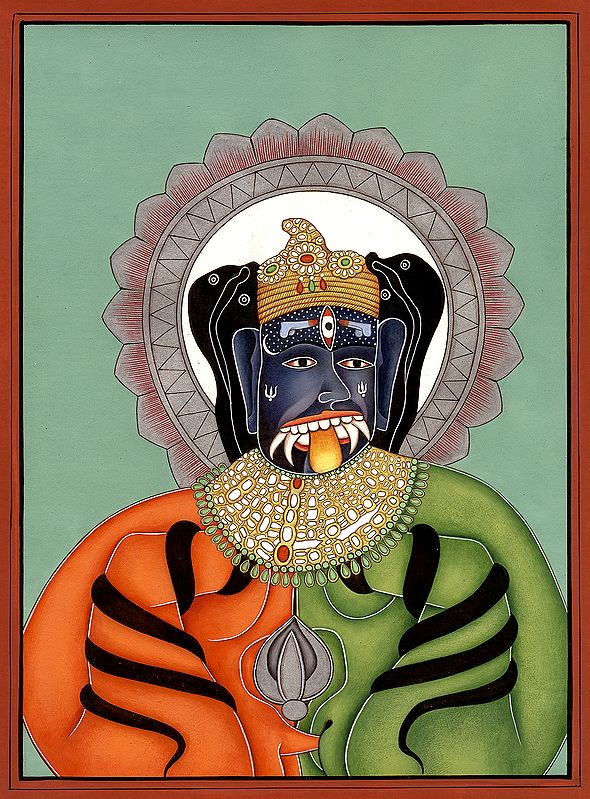 Bhairava, The Supreme: The Ferocious Manifestation of Shiva
