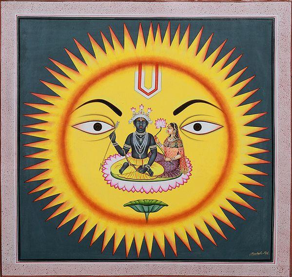 Suryavamsi Shri Rama with Sita Ji