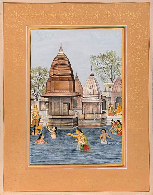 Har Ki Pauri, A Ghat Of Prime Importance Since The Vedic Age