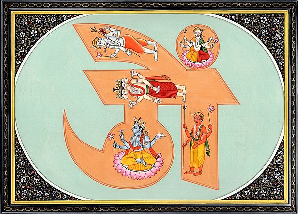 All The Gods in Om