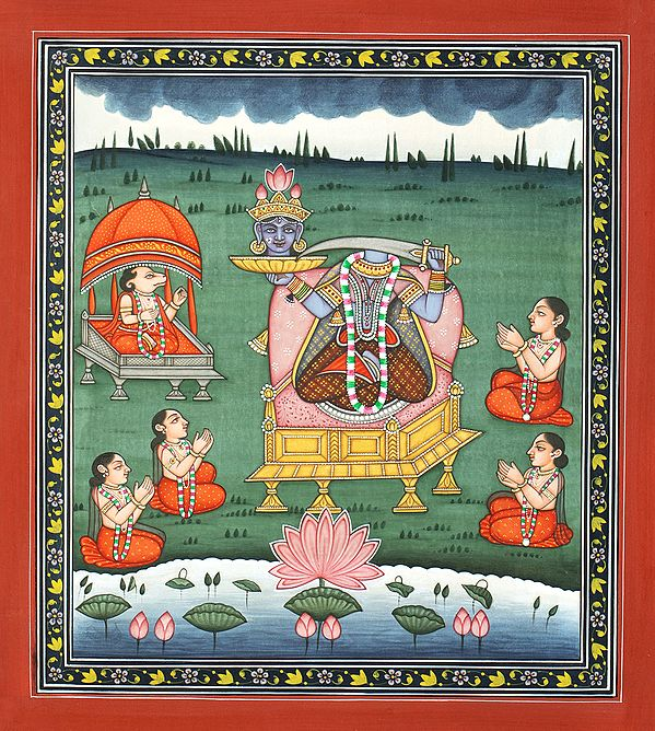 Severed Head Goddess Chinnamasta