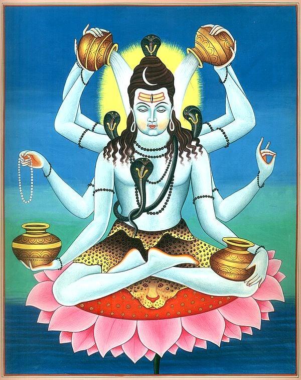 The Sublime Lord Trayambaka