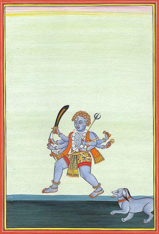 Lord Bhairava