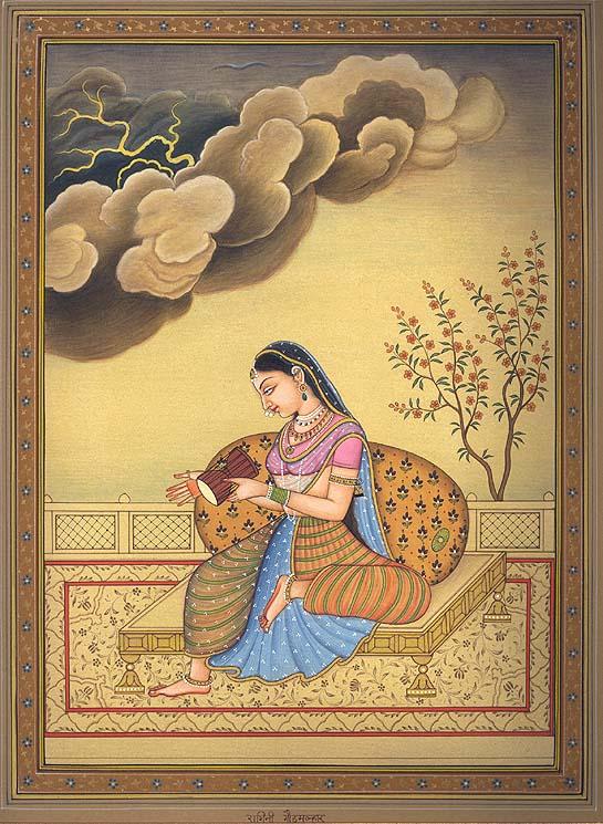Raagini Gaud Malhar