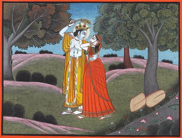 Radha and Her Beloved