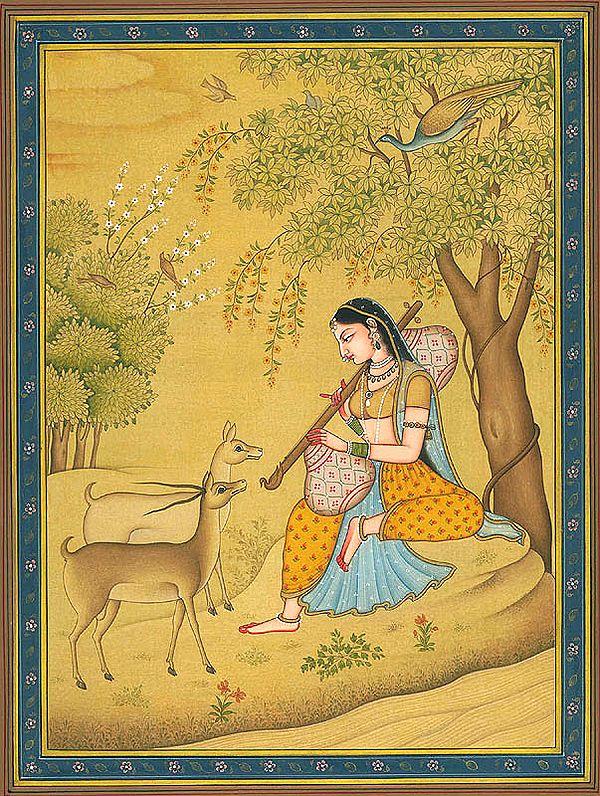 Ragini Gujari, Wife of Deepak Raga