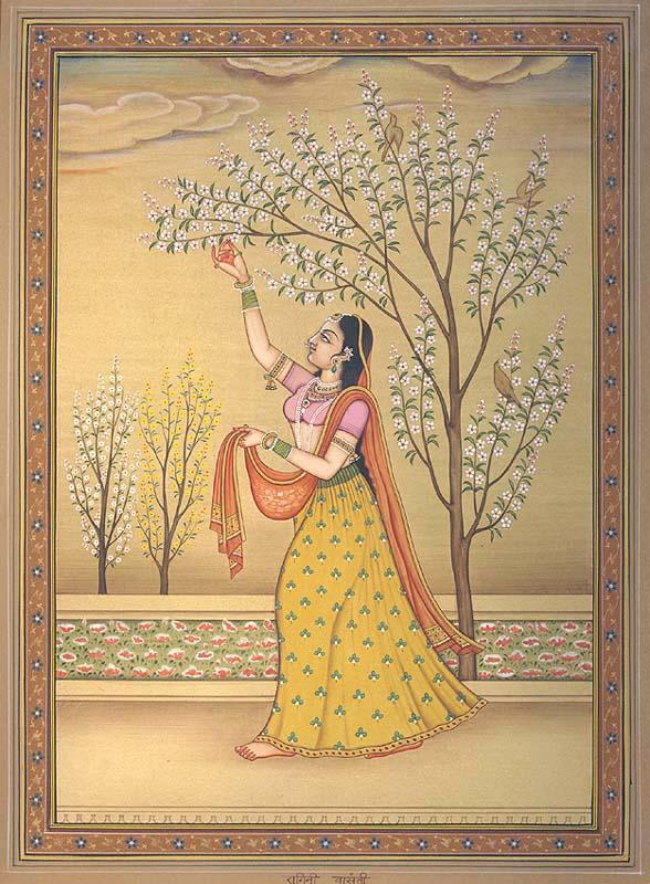 Ragini Vasanti (The Joy of Spring)