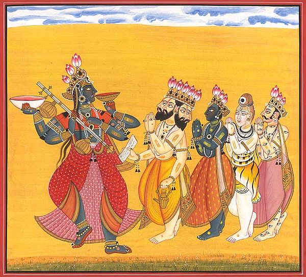 Rejoicing Kali's Victory