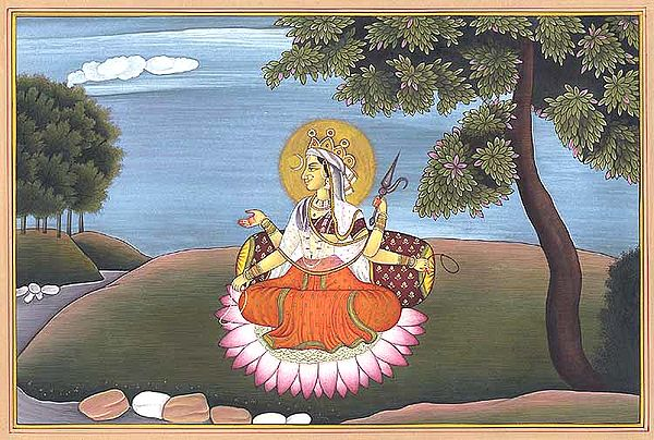 Sarvambikesha or The 'Complete' Goddess