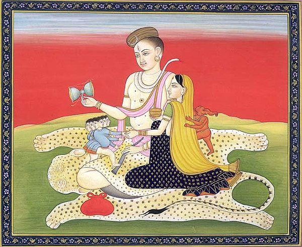 Shiva the Domestic