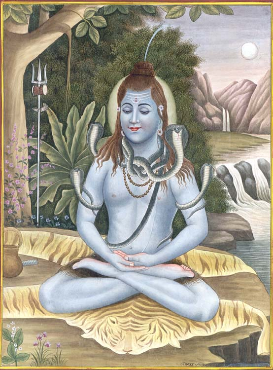 The Emergence of the Ganga on the Earth