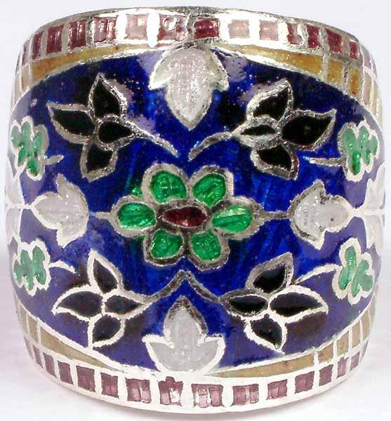 Meenakari Ring