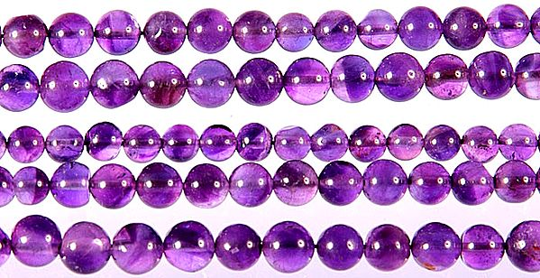 Amethyst Plain Balls