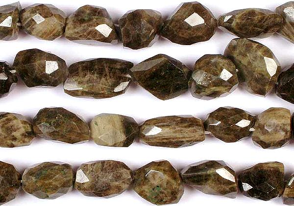 Faceted Rajasthani Tourmaline Tumbles