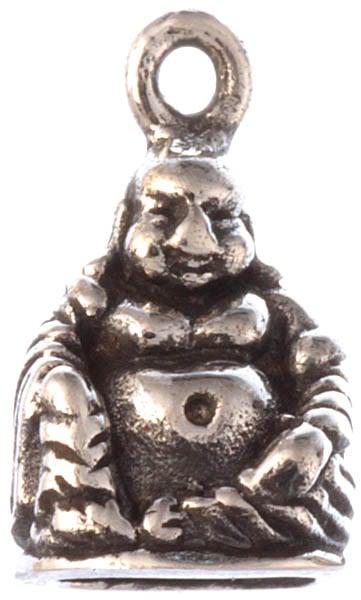 Laughing Buddha Pendant