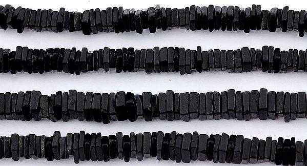 Black Onyx Square Discs