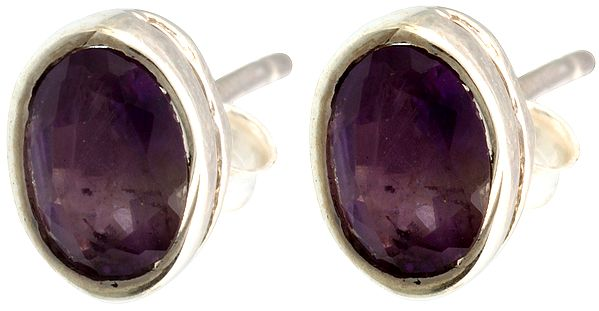 Faceted Amethyst Tops