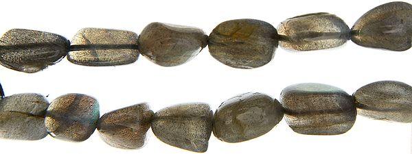 Labradorite Plain Chunky  Nuggets