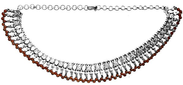 Garnet Fine Necklace