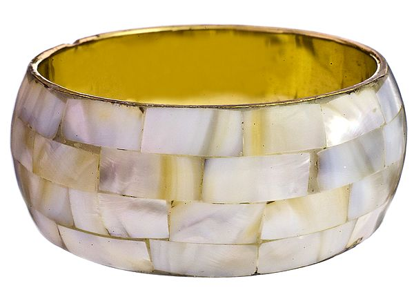 Mother of Pearl (MOP) Bangle