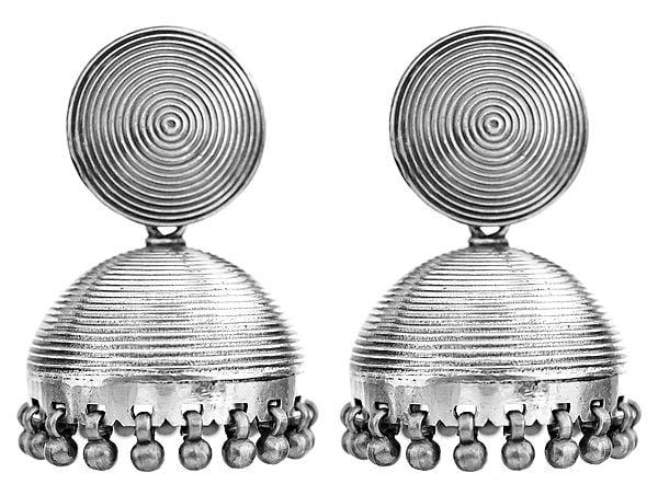 Spiral Post Earrings