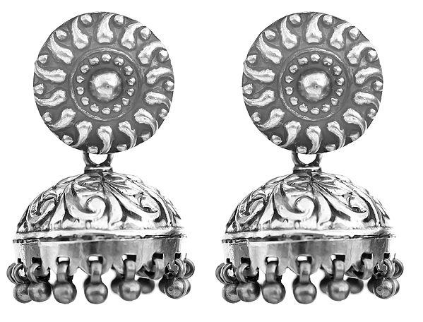 Ethnic Jhumki Earrings