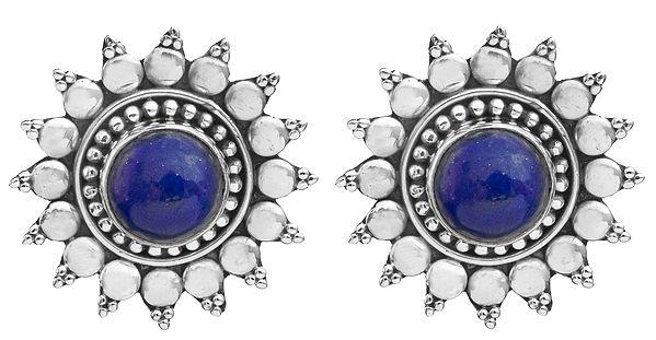 Lapis Lazuli Flower Tops