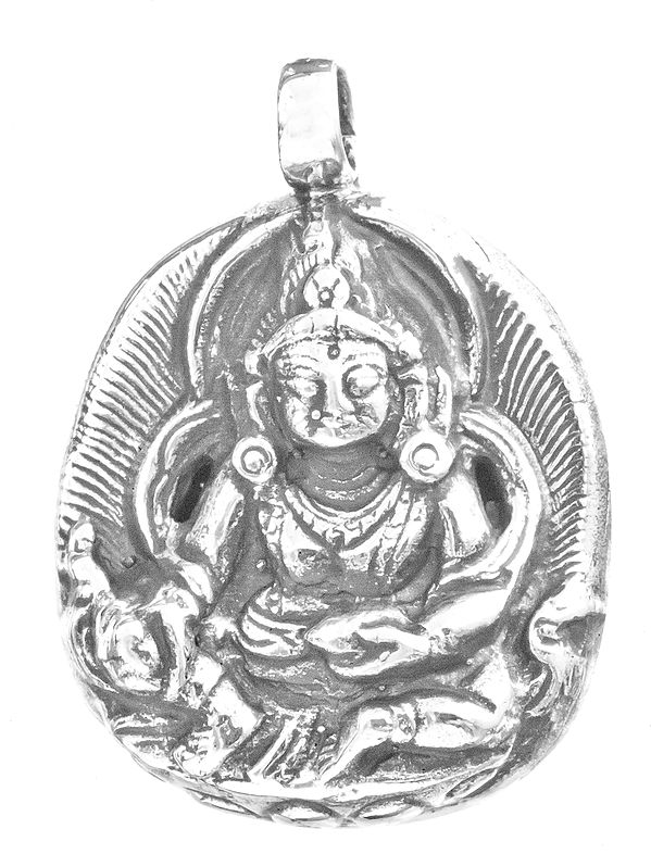 Kubera (Vaishravana) Pendant