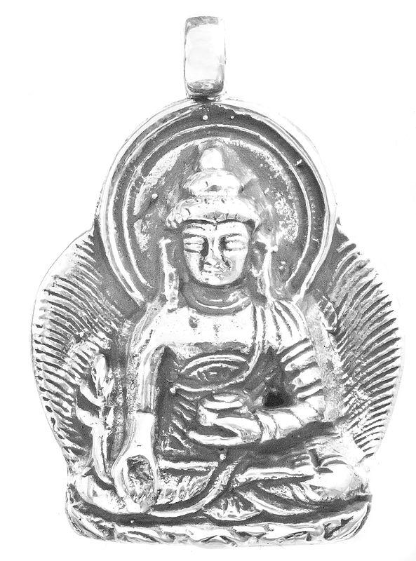 Medicine Buddha Pendant