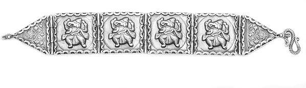 Dancing Ganesha Bracelet