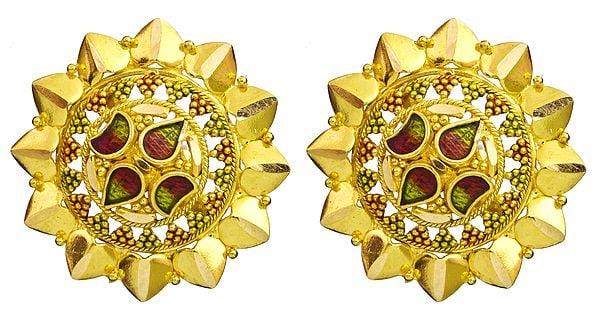 Karnaphul Earrings