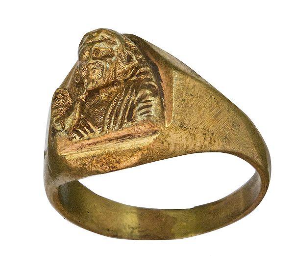 Shirdi Sai Baba Ring
