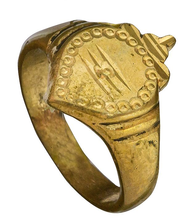 Shaiva Tilak Ring