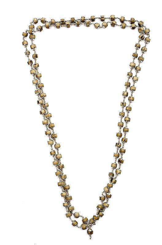Tulsi Mala - (Rosary) 108 Beads for Chanting