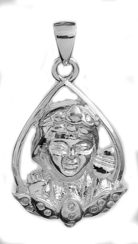 Bhagawan Murugan (Karttikeya) Pendant