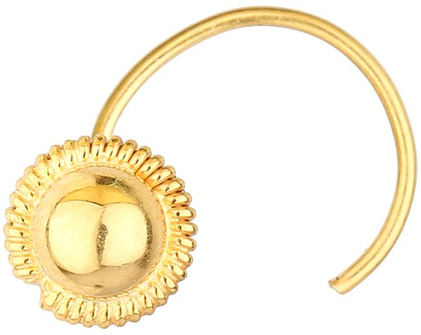 Round Nose Pin