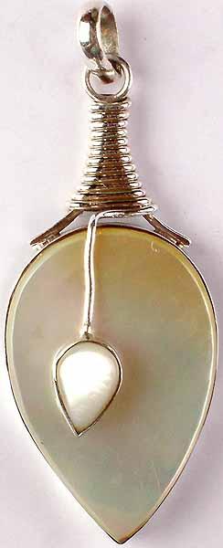 Shell Designer Pendant
