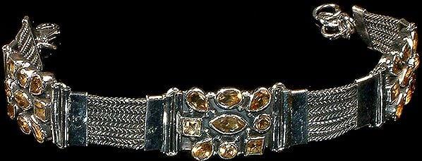 Citrine Marvel Bracelet